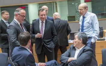 Η έκρηξη Τσακαλώτου στο Eurogroup και ο θερμός διάλογος με τον Ντράγκι
