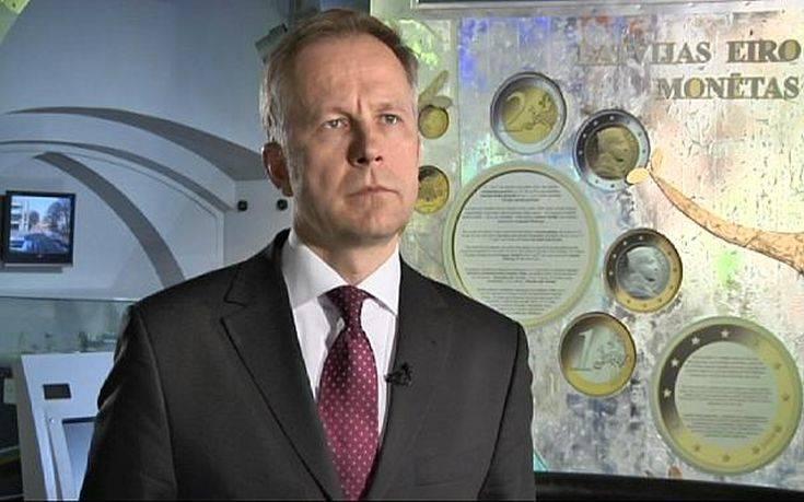 Σάλος στη Λετονία από τη σύλληψη του κεντρικού τραπεζίτη