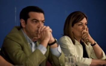 Επικοινωνία Τσίπρα-Αντωνοπούλου για το επίδομα ενοικίου