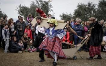 Εικόνες από τα Κούλουμα στην Αθήνα