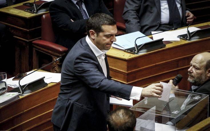 Προανακριτική και για τους 10 πολιτικούς έβγαλαν οι κάλπες στη βουλή