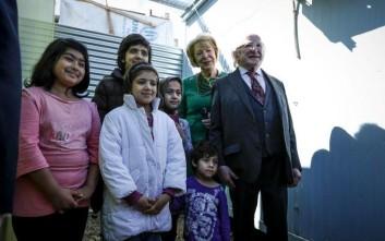 Χίγκινς: Παράδειγμα για την υπόλοιπη Ευρώπη οι Έλληνες