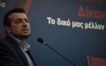 Παππάς: Πριν τις Πρέσπες, η γειτονική χώρα ήταν αναγνωρισμένη παντού ως «Μακεδονία» σκέτο