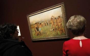 Βρέθηκε κλεμμένος πίνακας του Ντεγκά σε… λεωφορείο