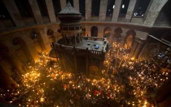 Κλειστός ο Ναός της Αναστάσεως στην Ιερουσαλήμ σε διαμαρτυρία για τα φορολογικά μέτρα