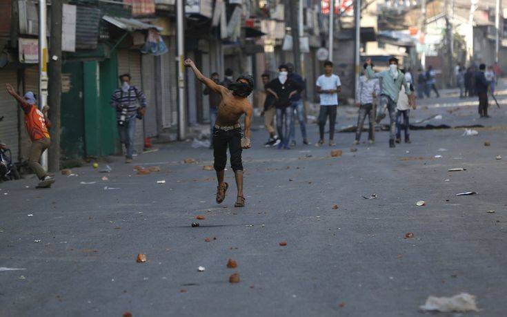 Νέα ένταση μεταξύ Πακιστάν και Ινδίας στο Κασμίρ