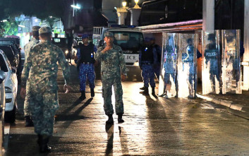 Κλιμακώνεται η ένταση στις Μαλδίβες, συνελήφθησαν ανώτατοι δικαστές