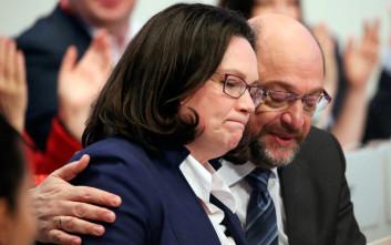 Το SPD περνά στην αντεπίθεση