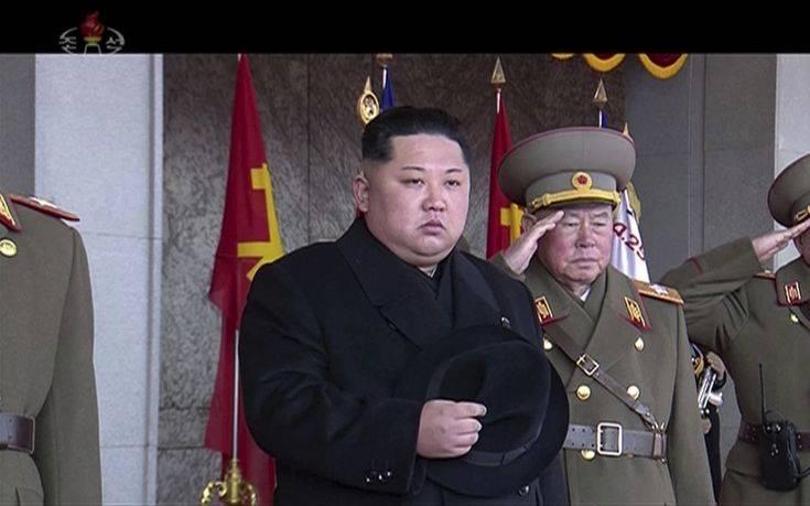 Η Β. Κορέα καταδικάζει τις τελευταίες κυρώσεις από τις ΗΠΑ