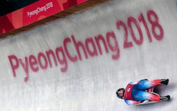 Aτύχημα με έλκηθρο στους Χειμερινούς Ολυμπιακούς