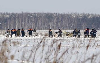 Βρέθηκε και το δεύτερο μαύρο κουτί του ρωσικού αεροσκάφους