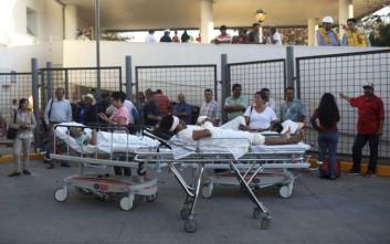 Στους 13 οι νεκροί από τη συντριβή στρατιωτικού ελικοπτέρου στο Μεξικό