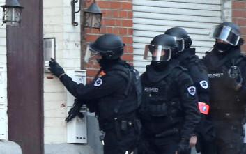 Βρυξέλλες αστυνομία