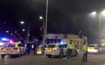 Ισχυρή έκρηξη έστειλε 4 άτομα στο νοσοκομείο στο Λέστερ