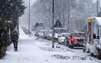 Σιβηρικό κρύο πλήττει την Ευρώπη