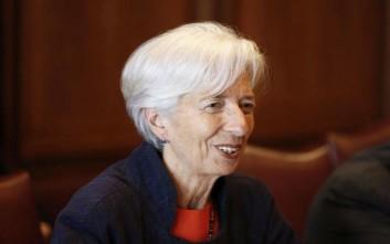 Με τι βίντεο αποχαιρετά το ΔΝΤ την Κριστίν Λαγκάρντ