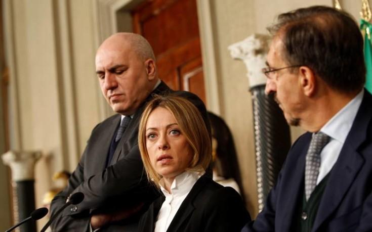 Η 40άρα ακροδεξιά που θέλει να γίνει η πρώτη γυναίκα πρωθυπουργός της Ιταλίας