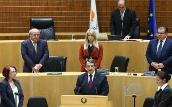 Αναστασιάδης: Έτοιμος για μία κοινωνική συνάντηση με τον Ακιντζί