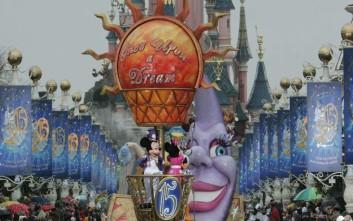 Επένδυση μαμούθ της Walt Disney στη Disneyland Paris
