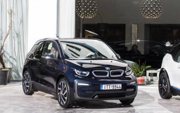 Πρώτη γνωριμία με τα BMW i3 & i3s