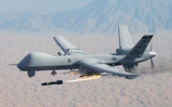 Αμερικάνικο drone κατέστρεψε ρωσικής κατασκευής άρμα μάχης στη Συρία