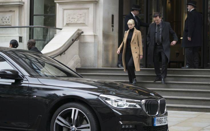 H BMW σειρά 7… συμπρωταγωνιστής της Jennifer Lawrence