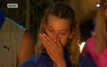 Η Μαρίνα Πήχου λίγο πριν φύγει από το Survivor έκανε τους συμπαίκτες της να λυγίσουν