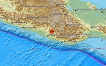 Ο εφιάλτης του Εγκέλαδου επέστρεψε στο Μεξικό