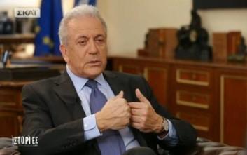 Αβραμόπουλος: Άνθρωποι μέσα σε σκοτεινά δωμάτια έστησαν τη σκευωρία