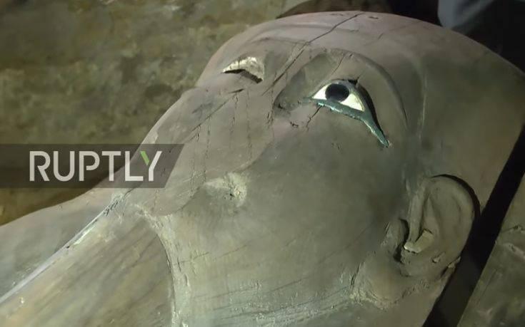 Γερμανοί και Αιγύπτιοι ανακάλυψαν αρχαία νεκρόπολη