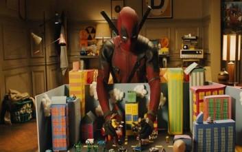 Το τρέιλερ του «Deadpool 2» είναι άκρως απολαυστικό