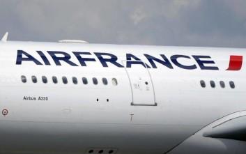 Θρίλερ με αεροπλάνο της Air France