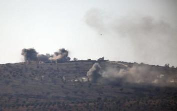 Καταρρίφθηκε drone που πλησίασε σε ρωσική αεροπορική βάση στη Συρία