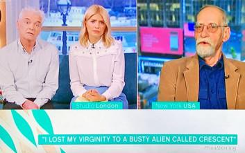 Άντρας ισχυρίζεται πως έχασε την παρθενιά του από… πληθωρικό θηλυκό εξωγήινο