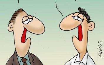 Το καυστικό σκίτσο του Αρκά για την απασχόληση των νέων στην Ελλάδα