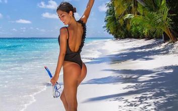 Η Ιταλίδα Barbara Fumagalli σε σέξι πόζες
