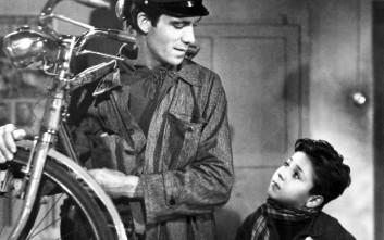 «Κλέφτης ποδηλάτων», η ξενόγλωσση ταινία που πήρε Όσκαρ πριν θεσπιστεί η αντίστοιχη κατηγορία