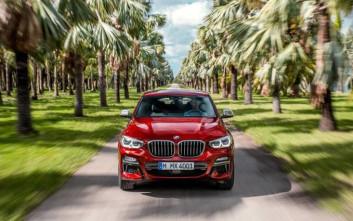 Έρχεται η νέα BMW X4