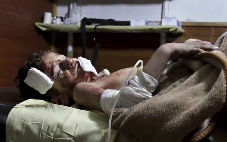 Ατελείωτο και αιματοβαμμένο το σφυροκόπημα στην Ανατολική Γούτα