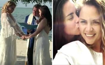 Σχολείο έδιωξε δασκάλα γιατί παντρεύτηκε την εκλεκτή της καρδιάς της