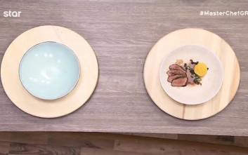Σέρβιραν ένα… άδειο πιάτο στους κριτές του MasterChef