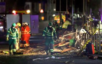 Στις τρεις έφτασαν οι συλλήψεις για την αιματηρή έκρηξη στο Λέστερ