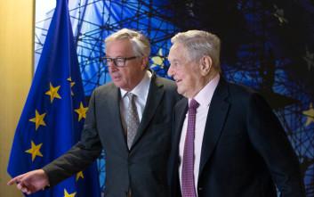Γιατί έδωσε ο Τζορτζ Σόρος 450.000 ευρώ για να αποτρέψει το Brexit;