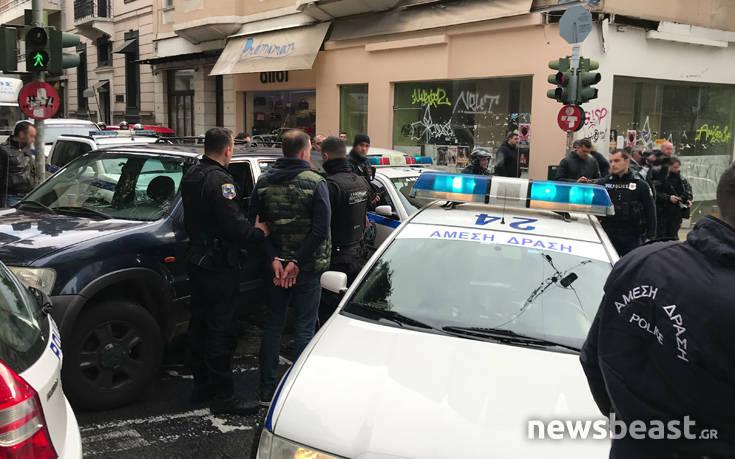 СМИ проинформировали о нападении украинских болельщиков нароссиян вАфинах