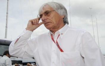 Το μέλλον της Formula 1 είναι ηλεκτρικό κατά τον Μπέρνι Έκλεστοουν