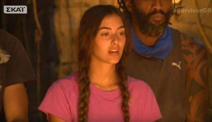 Η εκδίκηση της Ροδάνθης στο Survivor 2
