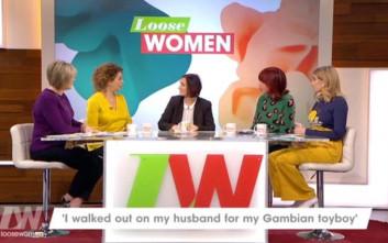Κόμπαζε για το γεγονός ότι παράτησε τον άντρα της, τη βρήκε όμως από τους τηλεθεατές