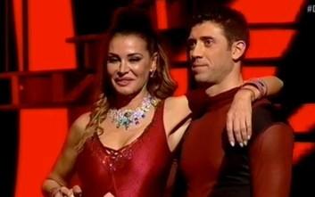 Τέλος η Μαρία Καλάβρια από το Dancing with the Stars