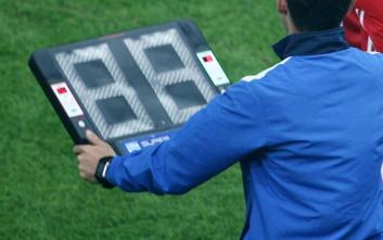 Στην έγκριση της τέταρτης αλλαγής στα παιχνίδια προσανατολίζεται η UEFA