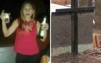 Την έθαψαν ζωντανή και εκείνη προσπαθούσε για μέρες να απελευθερωθεί από τον σφραγισμένο τάφο